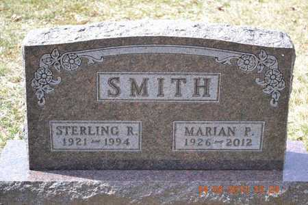 SMITH, MARIAN P. - Branch County, Michigan | MARIAN P. SMITH - Michigan Gravestone Photos