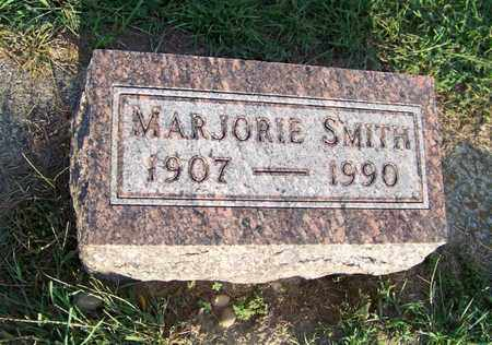 SMITH, MARJORIE - Branch County, Michigan   MARJORIE SMITH - Michigan Gravestone Photos