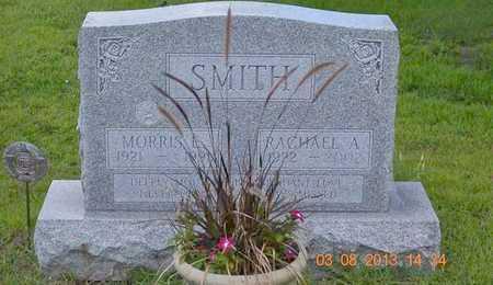 SMITH, RACHAEL A. - Branch County, Michigan | RACHAEL A. SMITH - Michigan Gravestone Photos