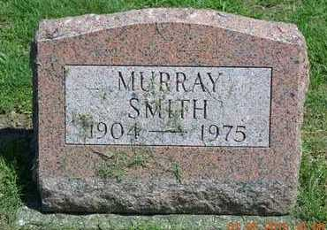 SMITH, MURRAY - Branch County, Michigan | MURRAY SMITH - Michigan Gravestone Photos