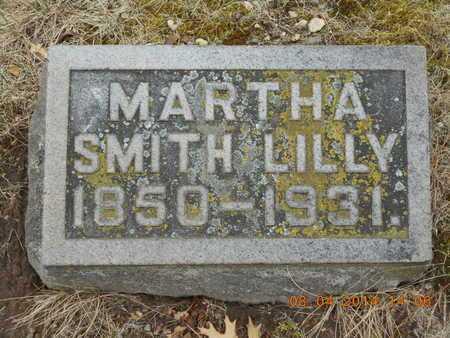SMITH, MARTHA JANE - Branch County, Michigan | MARTHA JANE SMITH - Michigan Gravestone Photos