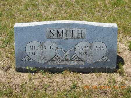 SMITH, CAROL ANN - Branch County, Michigan | CAROL ANN SMITH - Michigan Gravestone Photos