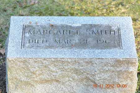 SMITH, MARGARET - Branch County, Michigan   MARGARET SMITH - Michigan Gravestone Photos