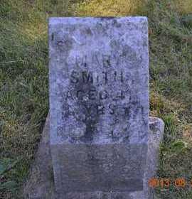 SMITH, MARY - Branch County, Michigan | MARY SMITH - Michigan Gravestone Photos