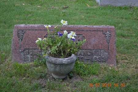 SMITH, NANCY - Branch County, Michigan | NANCY SMITH - Michigan Gravestone Photos