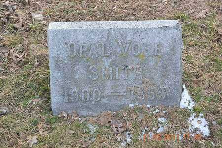 SMITH, OPAL - Branch County, Michigan   OPAL SMITH - Michigan Gravestone Photos