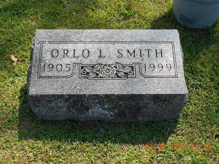 SMITH, ORLO L. - Branch County, Michigan | ORLO L. SMITH - Michigan Gravestone Photos