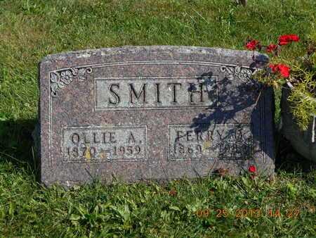 SMITH, PERRY O. - Branch County, Michigan | PERRY O. SMITH - Michigan Gravestone Photos