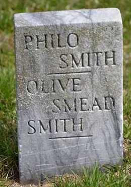 SMITH, OLIVE - Branch County, Michigan | OLIVE SMITH - Michigan Gravestone Photos