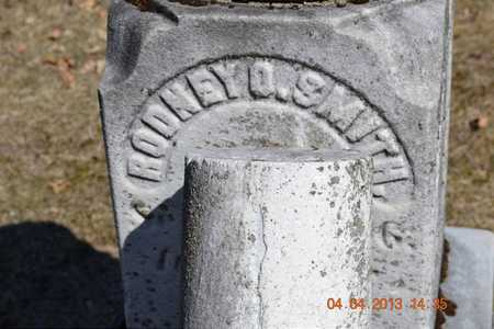 SMITH, RODNEY O. - Branch County, Michigan   RODNEY O. SMITH - Michigan Gravestone Photos
