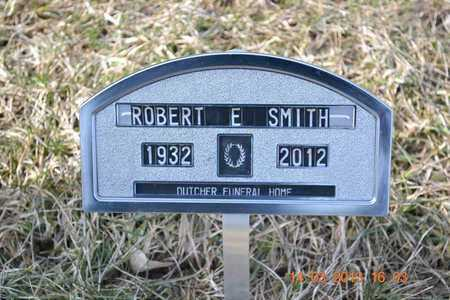 SMITH, ROBERT E. - Branch County, Michigan | ROBERT E. SMITH - Michigan Gravestone Photos