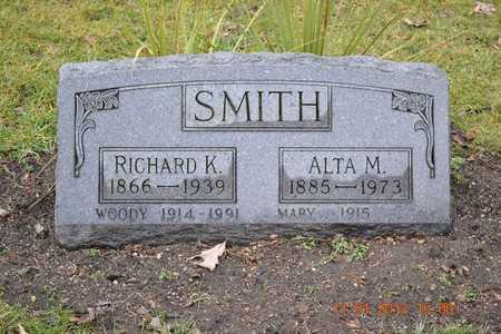 SMITH, RICHARD K. - Branch County, Michigan | RICHARD K. SMITH - Michigan Gravestone Photos