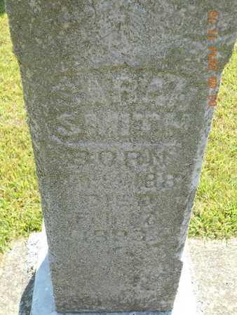 SMITH, SARAH - Branch County, Michigan | SARAH SMITH - Michigan Gravestone Photos