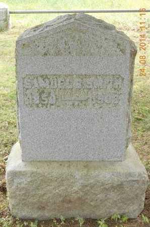 SMITH, SAMUEL B. - Branch County, Michigan | SAMUEL B. SMITH - Michigan Gravestone Photos