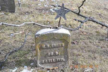 SMITH, WILLIAM R. - Branch County, Michigan | WILLIAM R. SMITH - Michigan Gravestone Photos