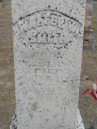 SMITH, WALTER W. - Branch County, Michigan | WALTER W. SMITH - Michigan Gravestone Photos