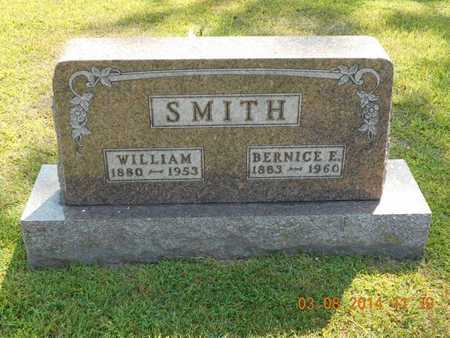 SMITH, BERNICE E. - Branch County, Michigan | BERNICE E. SMITH - Michigan Gravestone Photos