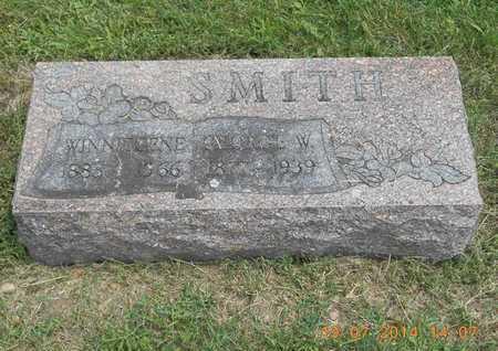 SMITH, GEORGE W. - Branch County, Michigan | GEORGE W. SMITH - Michigan Gravestone Photos