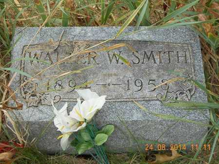 SMITH, WALTER W. - Branch County, Michigan | WALTER W. SMITH - Michigan Gravestone Photos