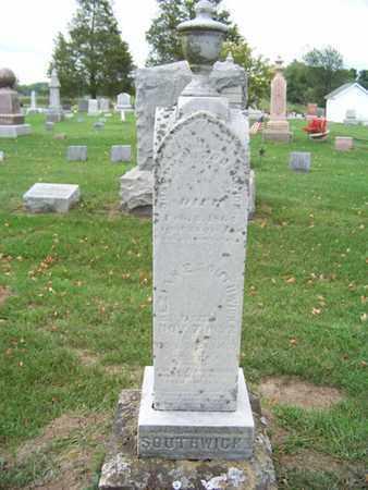 SOUTHWICK, KEZIAH - Branch County, Michigan | KEZIAH SOUTHWICK - Michigan Gravestone Photos
