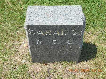 STANDIFORD, SARAH C. - Branch County, Michigan   SARAH C. STANDIFORD - Michigan Gravestone Photos
