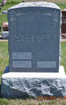 STEFFEY, GEORGE F. - Branch County, Michigan | GEORGE F. STEFFEY - Michigan Gravestone Photos