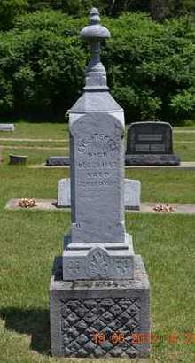 STEFFEY, EVE - Branch County, Michigan | EVE STEFFEY - Michigan Gravestone Photos