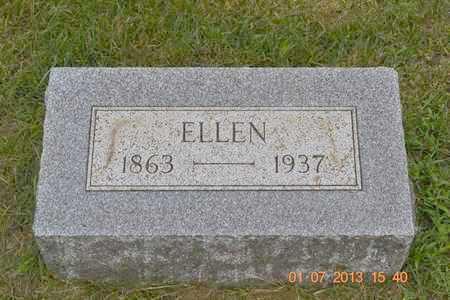 STEFFEY, ELLEN - Branch County, Michigan | ELLEN STEFFEY - Michigan Gravestone Photos