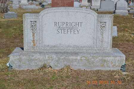 STEFFEY, FAMILY - Branch County, Michigan | FAMILY STEFFEY - Michigan Gravestone Photos