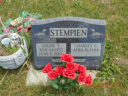 STEMPIEN, CHARLES C. - Branch County, Michigan | CHARLES C. STEMPIEN - Michigan Gravestone Photos