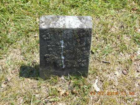 SWARTZ, PEARLIE - Branch County, Michigan | PEARLIE SWARTZ - Michigan Gravestone Photos