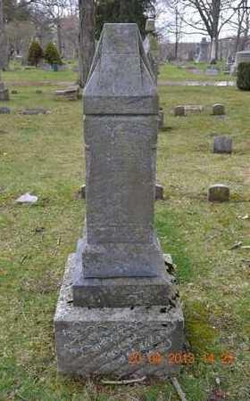 SWEENEY, FAMILY - Branch County, Michigan   FAMILY SWEENEY - Michigan Gravestone Photos
