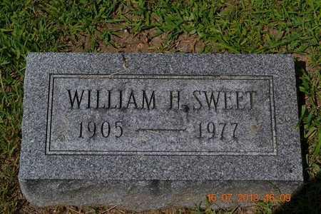 SWEET, WILLIAM - Branch County, Michigan | WILLIAM SWEET - Michigan Gravestone Photos
