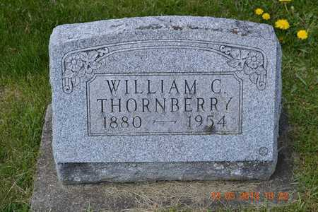 THORNBERRY, WILLIAM C. - Branch County, Michigan | WILLIAM C. THORNBERRY - Michigan Gravestone Photos