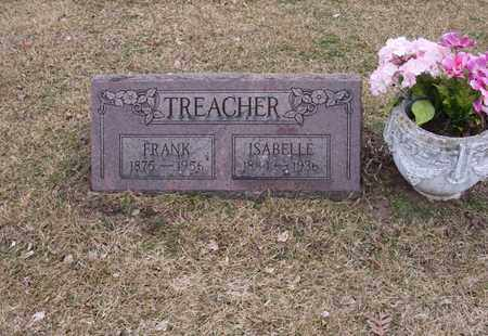 TINDALL TREACHER, ISABELLE - Branch County, Michigan | ISABELLE TINDALL TREACHER - Michigan Gravestone Photos