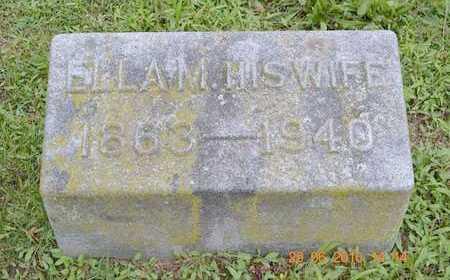WAITE, ELLA M. - Branch County, Michigan | ELLA M. WAITE - Michigan Gravestone Photos