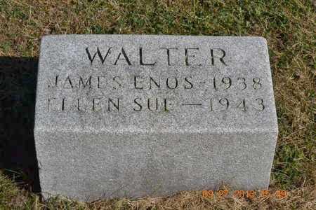 WALTER, ELLEN SUE - Branch County, Michigan | ELLEN SUE WALTER - Michigan Gravestone Photos
