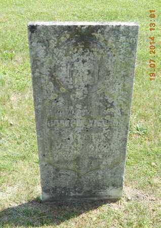 WILDER, JOSEPH - Branch County, Michigan | JOSEPH WILDER - Michigan Gravestone Photos