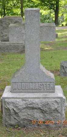 WOODMASTER, FAMILY - Branch County, Michigan | FAMILY WOODMASTER - Michigan Gravestone Photos
