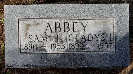 ABBEY, GLADYS - Calhoun County, Michigan   GLADYS ABBEY - Michigan Gravestone Photos