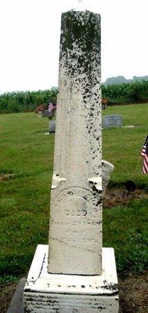 BURLINGHAM, STEPHEN T. - Calhoun County, Michigan | STEPHEN T. BURLINGHAM - Michigan Gravestone Photos