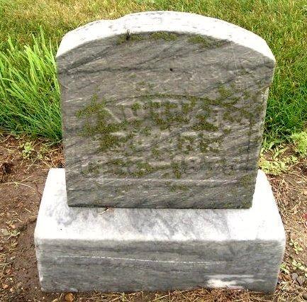 CLARK, ADIN - Calhoun County, Michigan | ADIN CLARK - Michigan Gravestone Photos