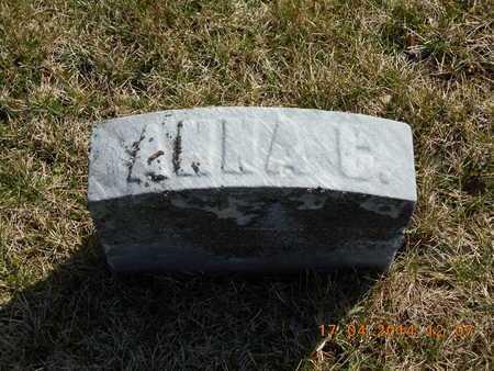 CLARK, ANNA C. - Calhoun County, Michigan   ANNA C. CLARK - Michigan Gravestone Photos
