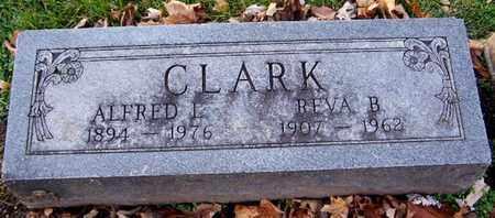 CLARK, ALFRED L - Calhoun County, Michigan | ALFRED L CLARK - Michigan Gravestone Photos