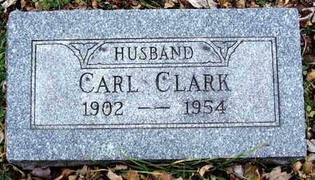 CLARK, CARL - Calhoun County, Michigan | CARL CLARK - Michigan Gravestone Photos