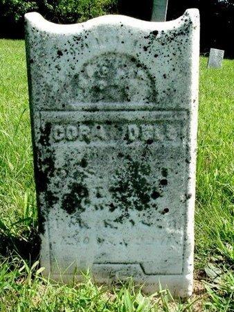 CLARK, CORA DELL - Calhoun County, Michigan | CORA DELL CLARK - Michigan Gravestone Photos