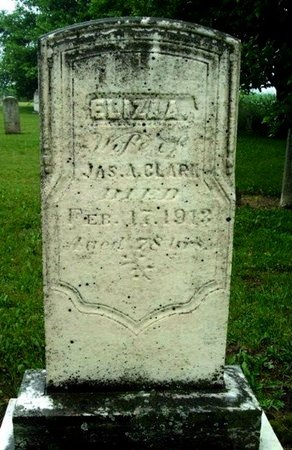 CLARK, ELIZA A. - Calhoun County, Michigan | ELIZA A. CLARK - Michigan Gravestone Photos