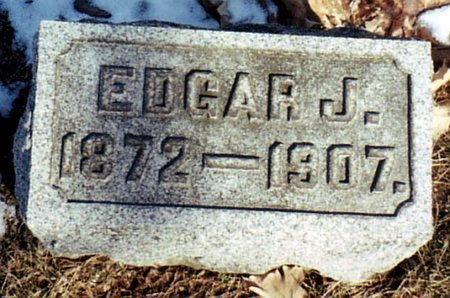 CLARK, EDGAR J. - Calhoun County, Michigan | EDGAR J. CLARK - Michigan Gravestone Photos