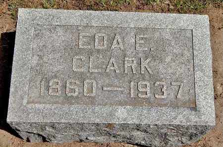 CLARK, EDA E - Calhoun County, Michigan | EDA E CLARK - Michigan Gravestone Photos