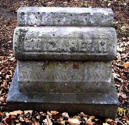 CLARK, ELIZABETH MAY - Calhoun County, Michigan | ELIZABETH MAY CLARK - Michigan Gravestone Photos